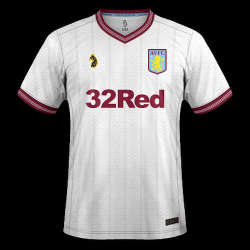 Aston Villa 2018/19 - Away