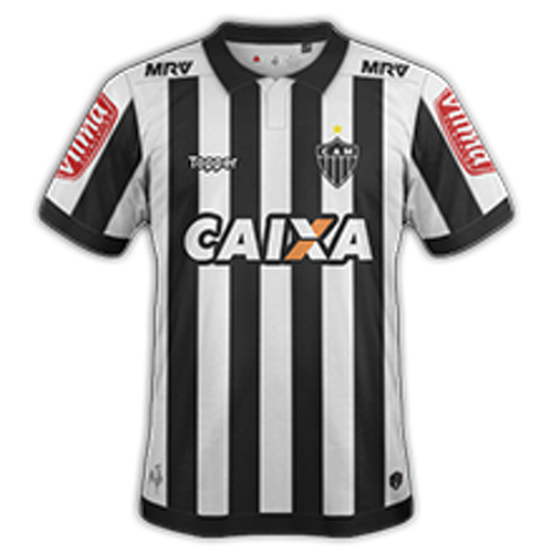 Atlético-MG 2017 - Home