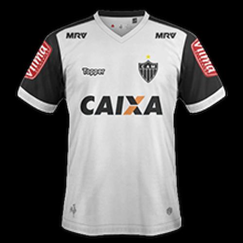 Atlético-MG 2017 - Away