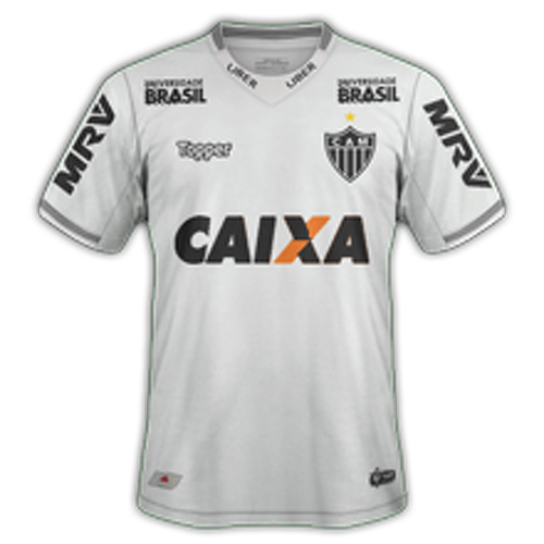 Atlético-MG 2018 - Away