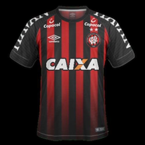 Atlético-PR 2018 - I