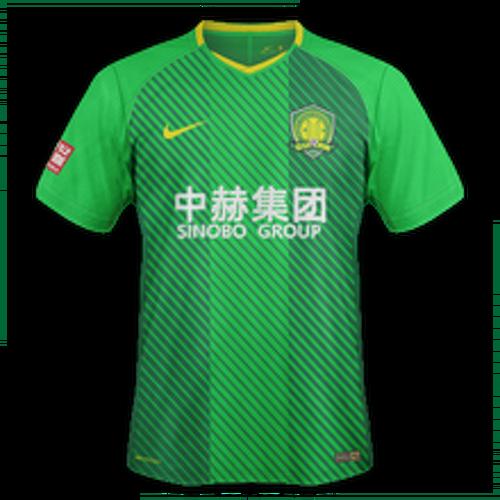 Beijing Sinobo Guoan 2018 - Home