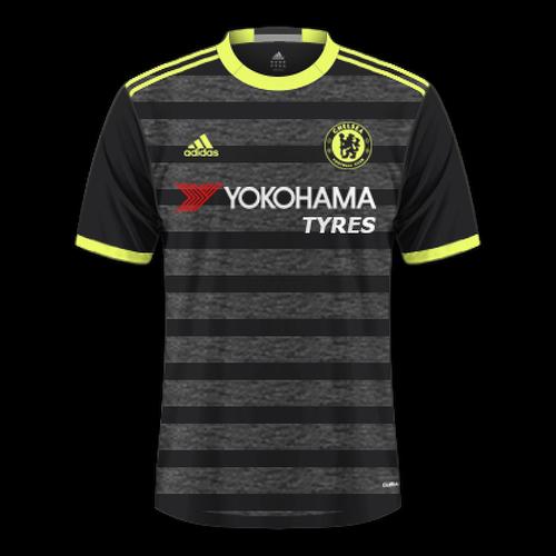 Chelsea 2016/17 - Away