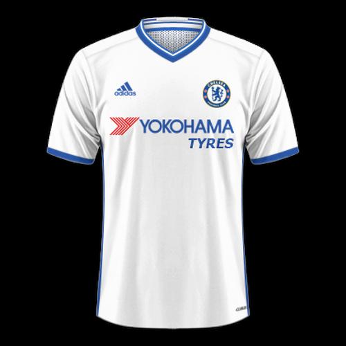 Chelsea 2016/17 - Third