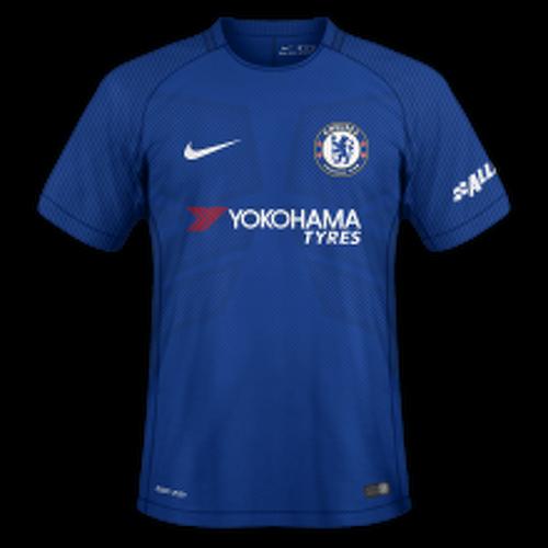 Chelsea 2017/18 - Home