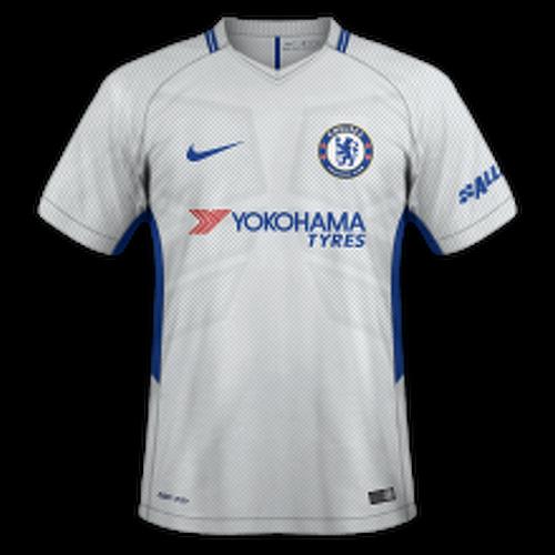Chelsea 2017/18 - Away