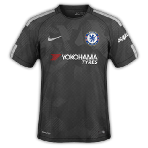 Chelsea 2017/18 - Third