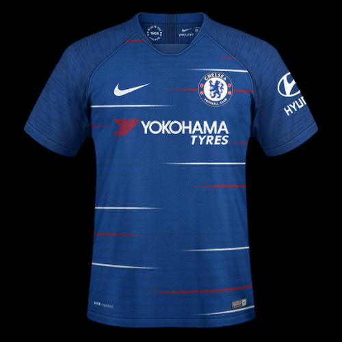 Chelsea 2018/19 - Home
