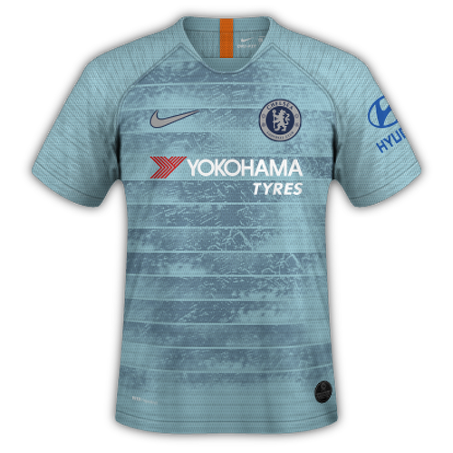 Chelsea 2018/19 - Third