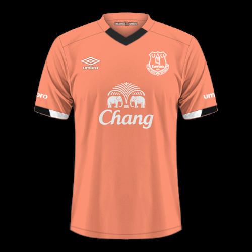 Everton 2016/17 - Third