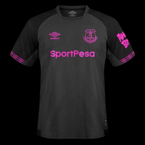 Everton 2018/19 - Away