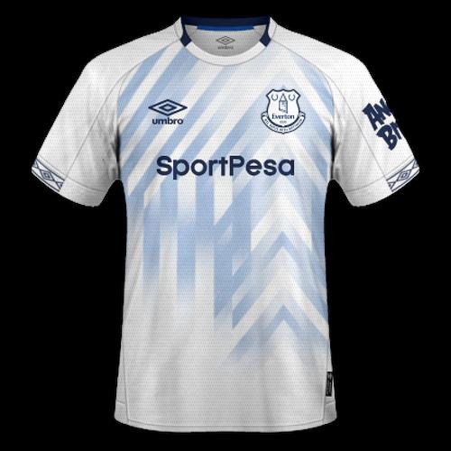 Everton 2018/19 - Third