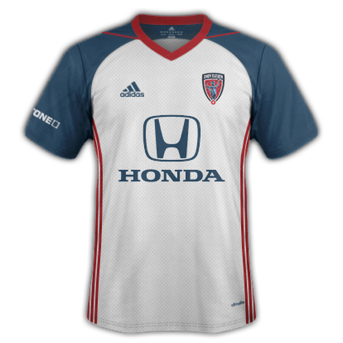 Indy Eleven 2017 - Away