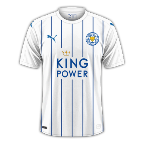 Leicester 2016/17 - Third