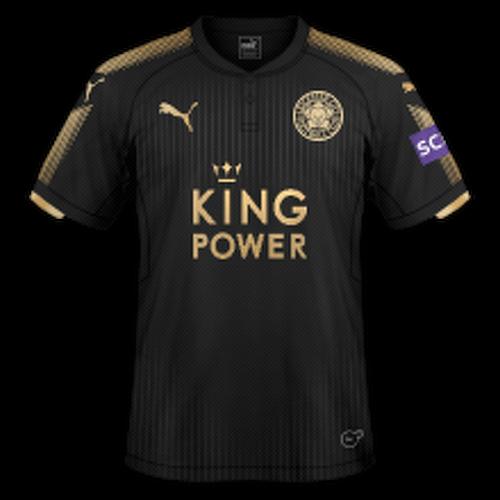 Leicester 2017/18 - Away