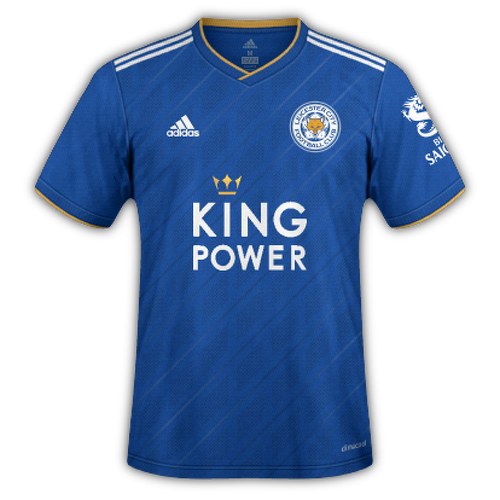 Leicester 2018/19 - Home