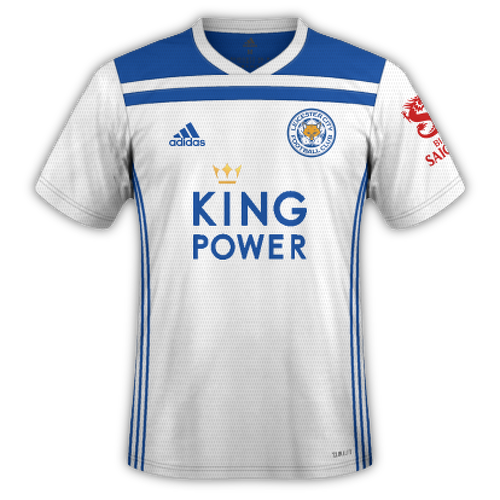 Leicester 2018/19 - Third