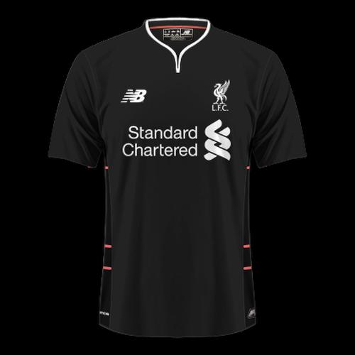 Liverpool 2016/17 - Away