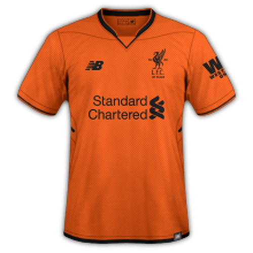Liverpool 2017/18 - Third