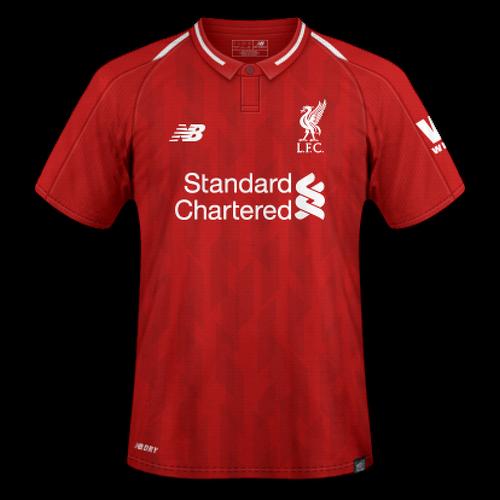Liverpool 2018/19 - Home