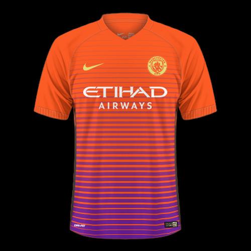 Manchester City 2016/17 - Third