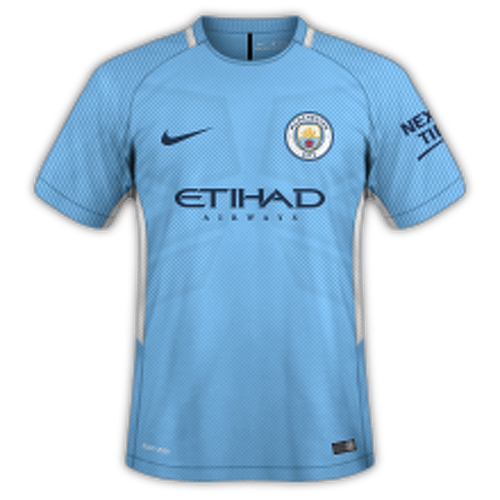 Manchester City 2017/18 - Home