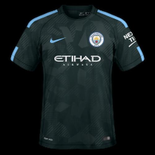 Manchester City 2017/18 - Third