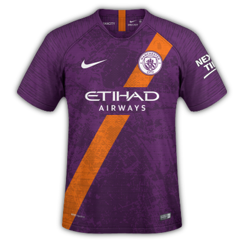 Manchester City 2018/19 - Third