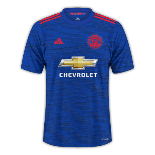 Manchester United 2016/17 - Away