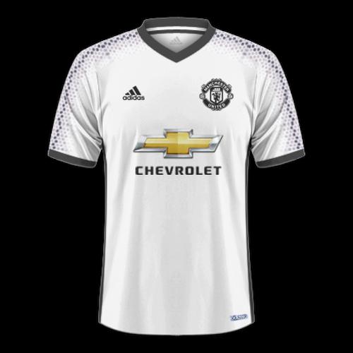 Manchester United 2016/17 - Third