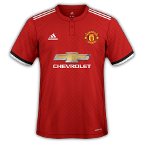 Manchester United 2017/18 - Home