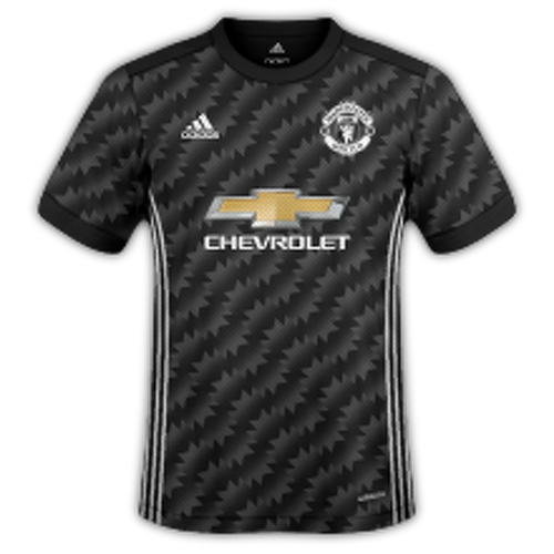 Manchester United 2017/18 - Away