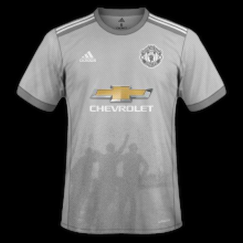 Manchester United 2017/18 - Third