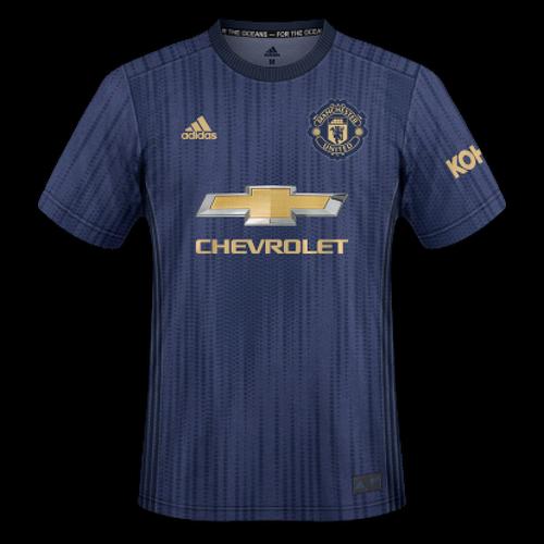 Manchester United 2018/19 - Third