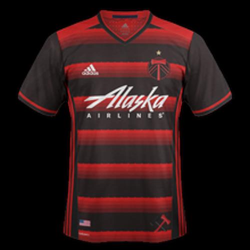 Portland 2017 - Away