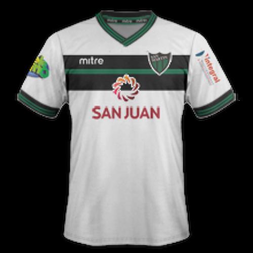 San Martín (SJ) 2017/18 - Visitante