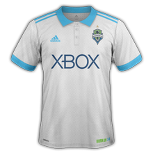 Seattle 2017 - Away