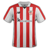 A. Bilbao 2017/18 - Domicile