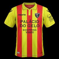 Ac. Viseu 2018/19 - Tercera