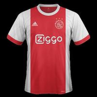 Ajax 2017/18 - Home