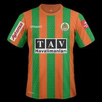 Alanyaspor 2018/19 - Away