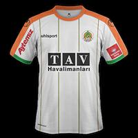 Alanyaspor 2018/19 - Third