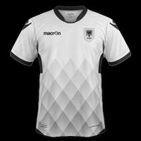Albania 2018 - Away