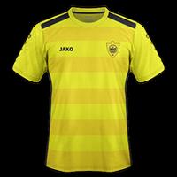 Anzhi Makhachkala 2018/19 - Away