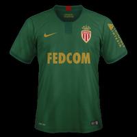 AS Monaco 2018/19 - Extérieur
