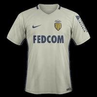 AS Monaco 2018/19 - Third
