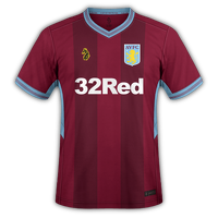 Aston Villa 2018/19 - Home