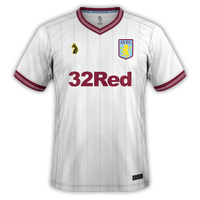 Aston Villa 2018/19 - Away