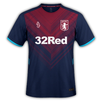 Aston Villa 2018/19 - Third