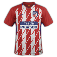 Atlético Madrid 2017/18 - Local